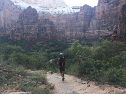 The Double Zion Traverse, or what you can learn from a failed plan C.