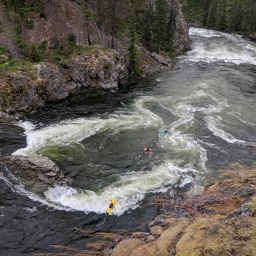 Selway river trail – June 6-7, 2020
