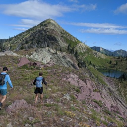 Flathead range partial traverse – Aug 9-10, 2020